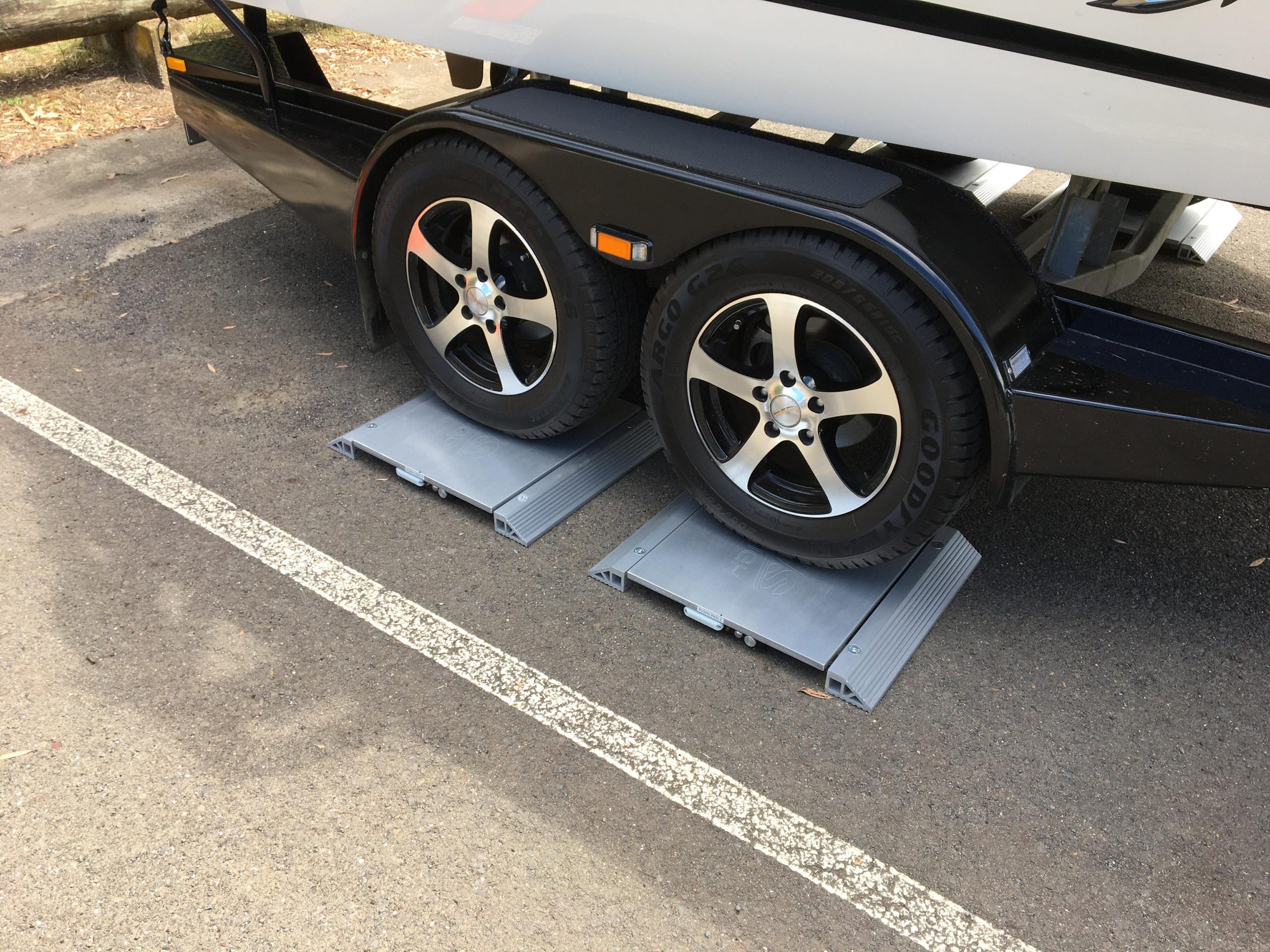 mobile weighing service